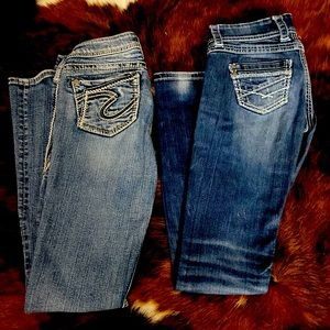BKE & Silver Women's Jeans, size 25